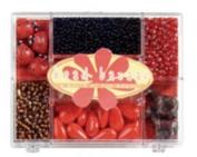 Bead Bazaar Critters Bead kit - Horse & Ladybug