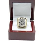 2009 Super Bowl Xliv New Orleans Saints Championship Rings Fans Souvenirs