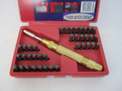 38 Piece Automatic Number and Letter Stamping Set