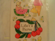 Picnic Fun Stickers