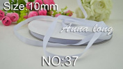 "100yards Grosgrain Ribbon 3/8"" 10mm hairbows gift packing wedding decoration diy ribbons No"