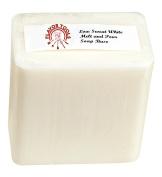 FlavorTools White Low Sweat Soap Base, 0.9kg
