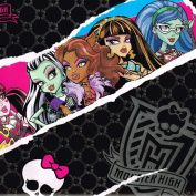 Monster High Off Roll Folded Wrapping Paper