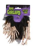 2.1m Bone Garland, Assorted - Styles Vary