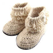 Sunward Baby Handmade Knit Sock Infant Shoes