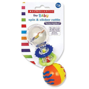 Scholastic Rattle, Spin and Click