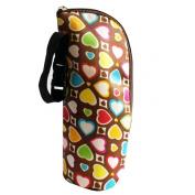 Lookatool Baby Thermal Feeding Bottle Warmers Mummy Tote Bag Hang Stroller