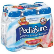 PediaSure Strawberry institutionl 240ml Bottle [1 Bottle]