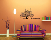 Aiwall 9128 Truck Wall Stickers Transformers for Living Room DIY Home Decorations Wall Decals