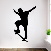 Aiwall 9301 Skyboart Wall Stickers for Sport Room Living Room Girl Room Decorations Wall Decals Wall Men Women Cartoon