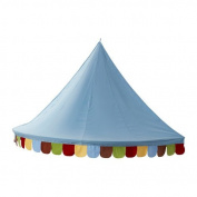 MYSIG Bed canopy, light blue