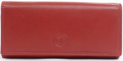 Ladies / Womens Large Soft Leather Matinee / Clutch Wallet