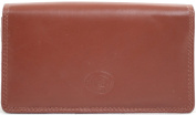 Ladies / Womens Soft Leather Large Matinee Wallet with Multiple Features