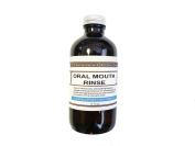 Natty Naturals All Natural Oral Mouth Rinse 240ml