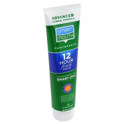 SmartMouth Advanced Clinical Formula 12 Hour Fresh Mouth Toothpaste with Fluoride, Clean Mint