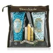 Healthcote & Ivory Beau Jardin Spearmint Foot Care Set