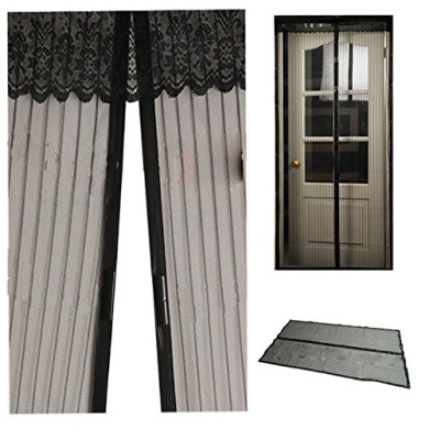 Gigamax Tm Magnetic Mosquito Curtains Anti Insect Screen Door Curtain Magnetic Anti Fly Bug