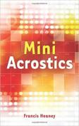Mini Acrostics