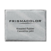 Prismacolor Design Kneeded Eraser, Large, 3 Erasers Per Pack