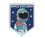 Patch - Space Explorer