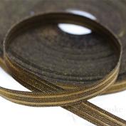 1.6cm Antique Brass Military Bullion Braid Trim
