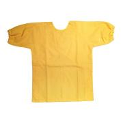 Long Sleeve Art Smock, Good Coverage, Breathable, Adjustable in Size (Grade K-3