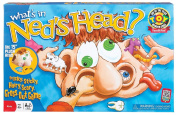What's in Ned's Head Game - Includes Bonus Pop Toob!