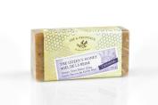 Pre de Provence Queen's Honey Shea Butter Enriched 150 Gramme Large French Soap Bar - Lavender Honey