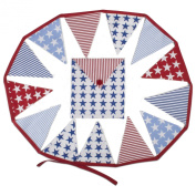 tag Stars & Stripes Party Flag Banner Multi