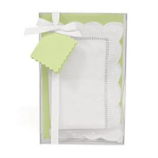 Cloth Lace Baby's First Bible Keepsake