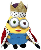 """Despicable Me """"The Minions"""" 2015 Official Movie King Minion Plush Toy"""