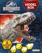 Jurassic World Press-Out Model Box