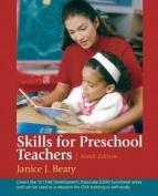 Skills for Preschool Teachers, Enhanced Pearson eText - Access Card