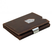 Exentri genuine leather quality design card wallet