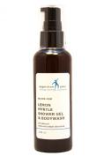 argentum plus -Silver-MSM Lemon Myrtle Shower Gel and Body Wash 100 ml