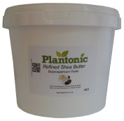 Shea Butter, Refined - 100% Pure & Natural - 5KG