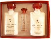 Eau Parfumée Au Thé Rouge Gift Set by Olivier Polge for Bvlgari for Men