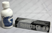 Refectocil Jet Black and Developer Set