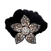 X & Y ANGEL Big Flower Shape Lovely Decorate Hair Band Wedding Accessories