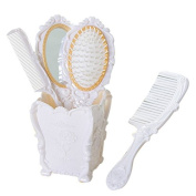Hjuns 5 Pieces Comb Set for Hair Styling & Combing Family Pack