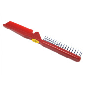 Hjuns Travel Folding Hair Pocket Comb