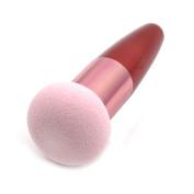 Unique Girl Makeup Sponge Applicator Smooth Round Powder Puff Soft Brush Supply