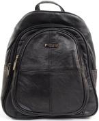 Ladies / Womens Soft Nappa Leather Backpack / Rucksack / Shoulder Bag