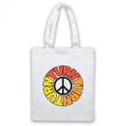 Inspired by Byrds Turn Turn Turn Unofficial Tote Bag