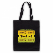 Inspired by Saw Doctors Tommy K Unofficial Tote Bag