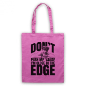Inspired by Grandmaster Flash The Message Unofficial Tote Bag