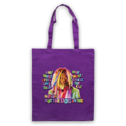 Inspired by George Clinton Atomic Dog Unofficial Tote Bag