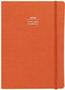 Nava Everything Medium Notebook, Orange