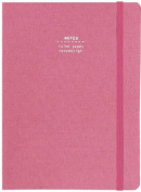 Nava Everything Pocket Notebook, Rose