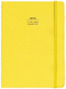 Nava Everything Pocket Notebook, Yellow